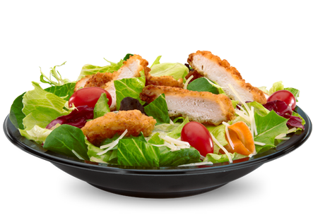Are Fast Food Salads Really Healthy