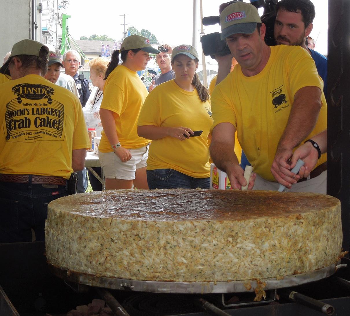 Kiri Tannenbaum: Maryland State Fair Produces