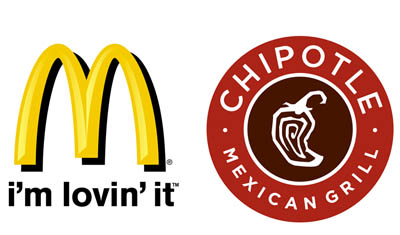 Chipotle Logo fast food crimes - mcdonald's drugs chipotle assault