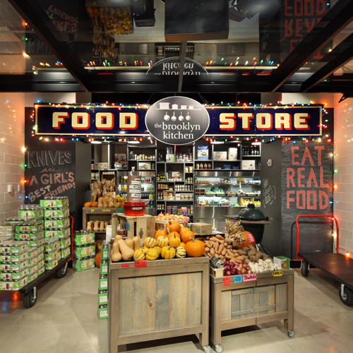 Gotham West Market Food best food halls in us - best eating and dining farmers markets