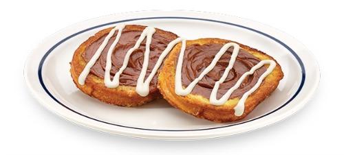 Cinnamon Swirl Brioche French Toast - IHOP Food Hybrid