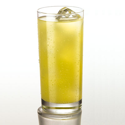 """As simple to prepare as it is delicious, this classic cocktail mixes premium dry gin, fresh lime juice, and bubbly soda water. Another drink of politically charged origins, the Gin Rickey was named for Missouri politician """"Colonel Joe"""" Rickey, who invented this concoction during the hot, muggy summer of 1883 in Washington, DC.Recipe: Tanqueray Gin Rickey"""