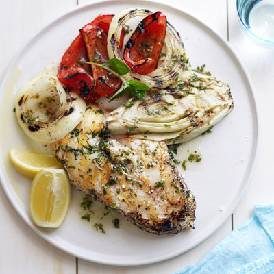 Grilled Seafood Recipes - Easy Recipes for Grilling Seafood
