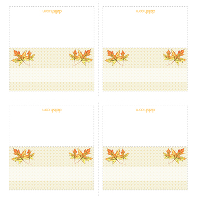 Holiday Place Cards Template Pasoevolistco - Printable place cards template