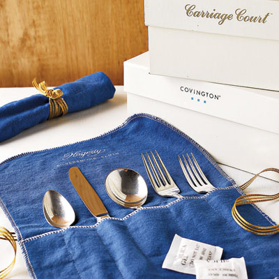 When Storing Silverware, Itu0027s Best To Separate It Into Place Settings, So  You Can