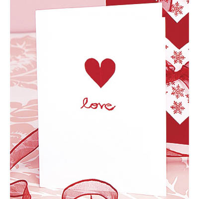 Homemade DIY Valentines Day Cards – Single Valentines Cards