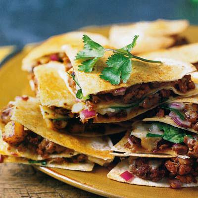 Quesadilla Recipes - Cinco de Mayo Quesadillas