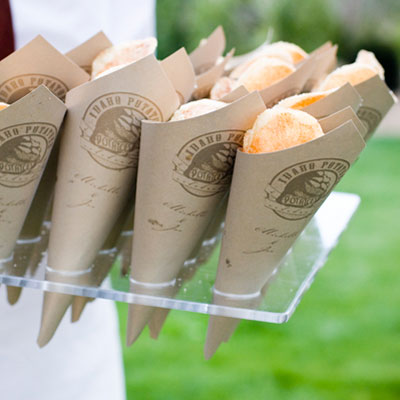 Make Menu Choices That Showcase Your City So Have Idaho Potato Crisps Wrapped In Paper