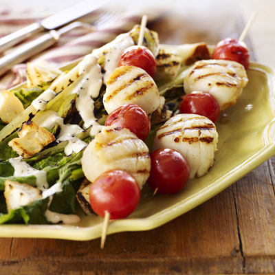 15 Easy BBQ Skewer - Grilled Kebab Recipes for a Barbecue