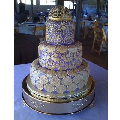 Custom Wedding Cakes - Pictures of Wedding Cakes