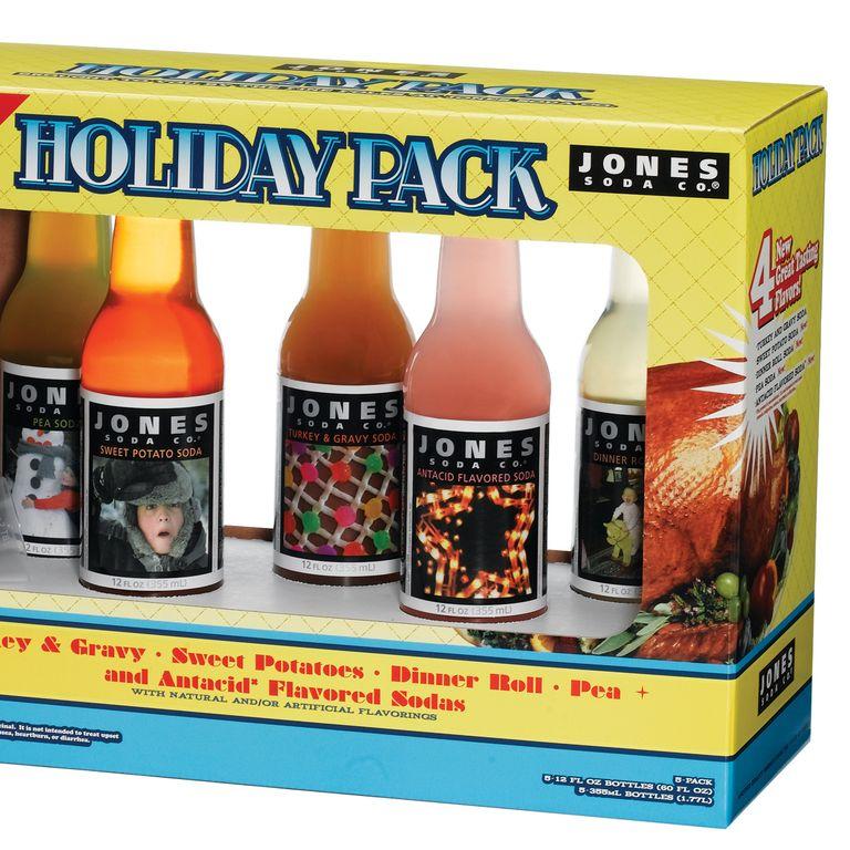 Wacky Sodas For The Holidays