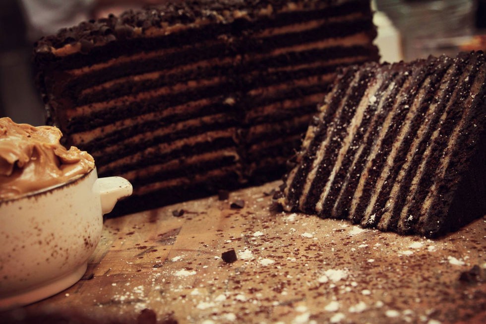 Strip House Chocolate Cake Recipe