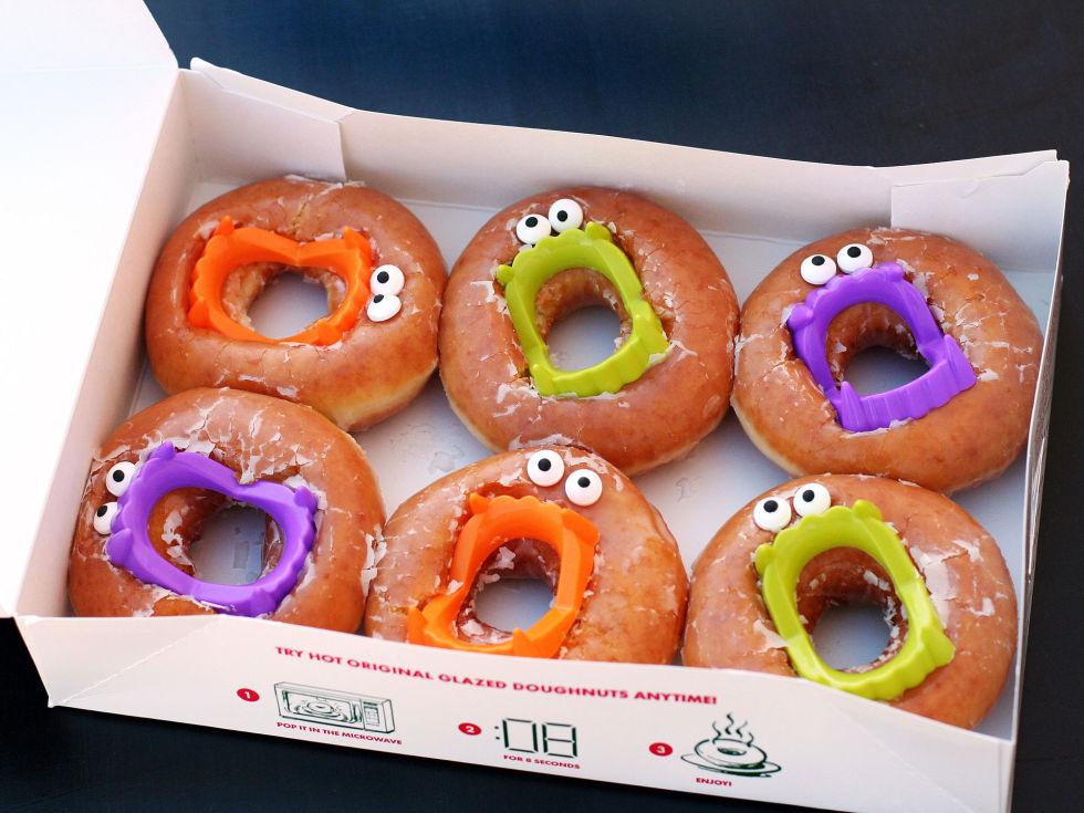 19 halloween breakfast ideas recipes for cute halloween breakfasts delishcom - Fun Halloween Ideas