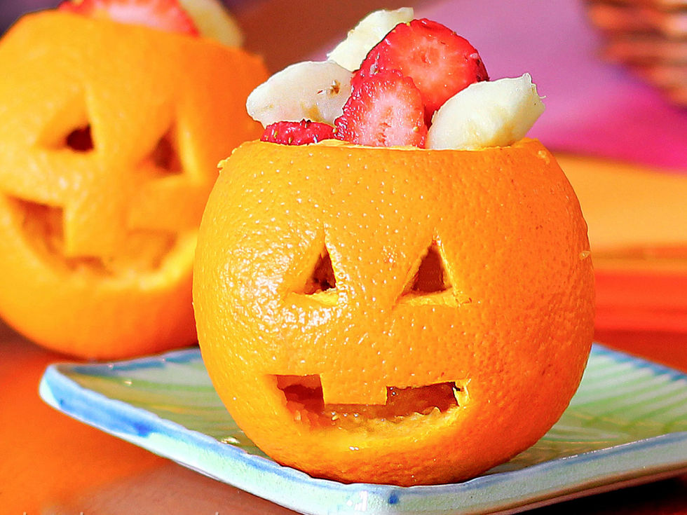 19 Halloween Breakfast Ideas