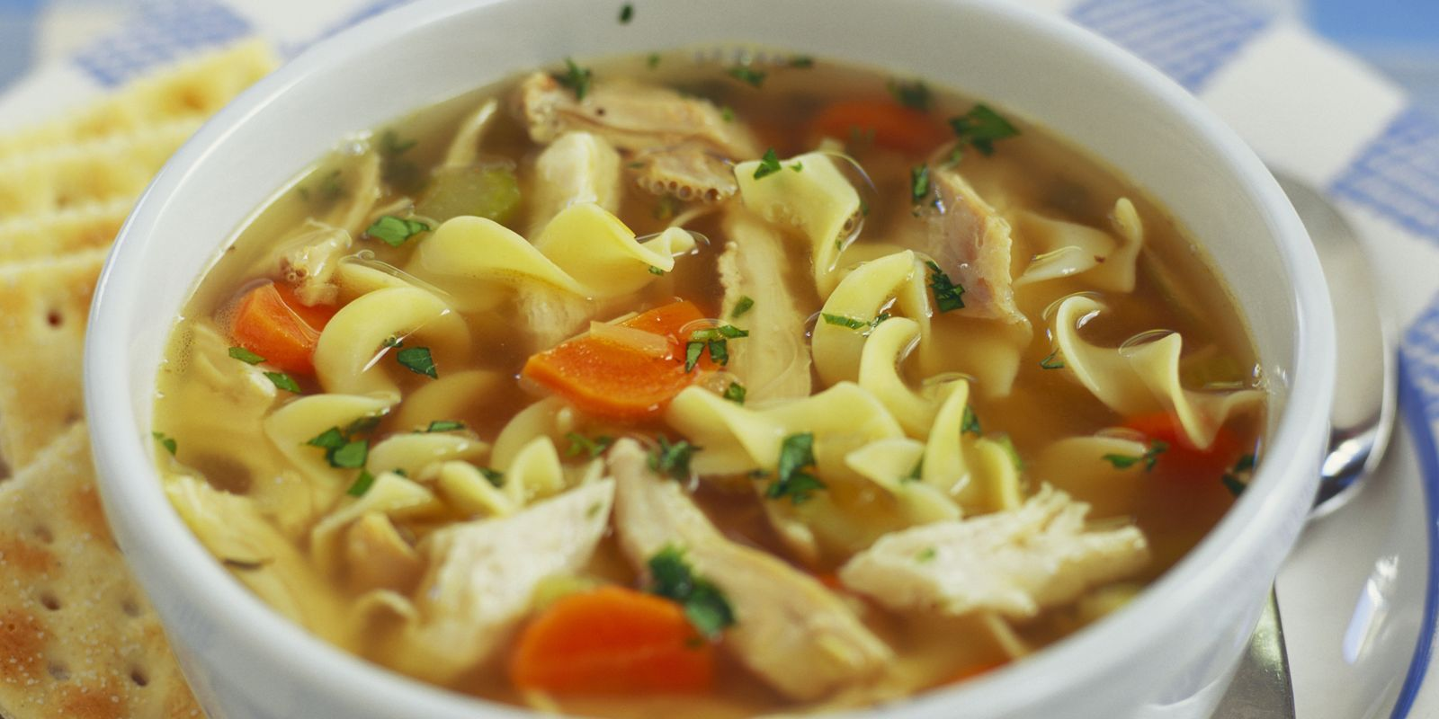 how to cook chicken noodle soup