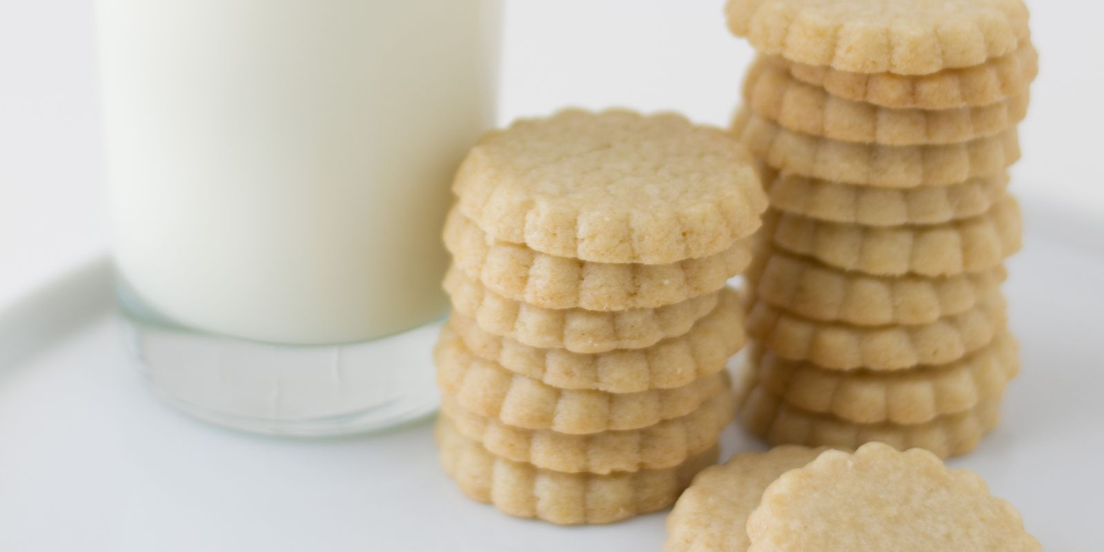 Girl scout shortbread cookie recipe
