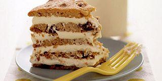 Small chocolate chip cookie cake recipe