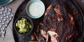 Pork and green sauce recipe