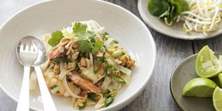 Skip the restaurant. Make this version of pad thai in your own kitchen. Recipe: Pad Thai