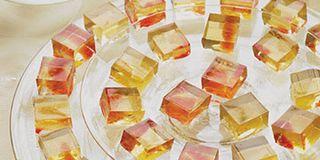 Dessert Wine Gelees with Citrus Fruit Recipe