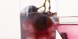 A bone-chilling celebration calls for cocktails of an equally eerie sort, like this spiced (and spiked) Concord Grape Punch. Recipe: Spiced (and Spiked) Concord Grape Punch