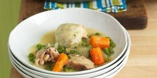 Slow-Cooker Chicken and Dumplings - Campbell's Kitchen
