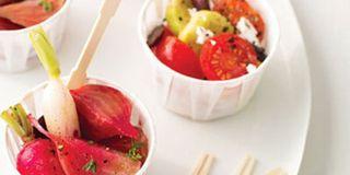 Baby Greek Salad