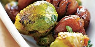 Although Brussels sprouts may not boast the largest fan base, one taste of this recipe could convert the most stubborn taste-tester. This light and delicious side dish really shines with a homemade honey mustard dressing and seasoned vegetables.Recipe: Brussels Sprouts with Chestnuts and Honey Mustard Dressing