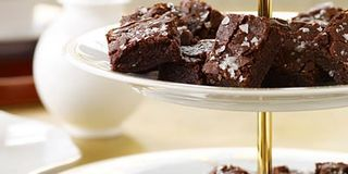 Coarse flakes of high-quality Maldon sea salt make these dense, fudgy brownies extra special.Recipe: Salted Fudge Brownies
