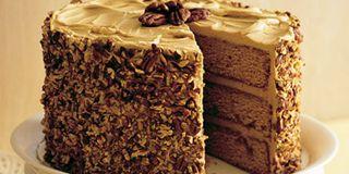 Butterscotch-Pecan Cake Recipe