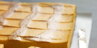Best slutty pumpkin bar recipe how to make slutty pumpkin bars pumpkin cheesecake bars with caramel swirl aloadofball