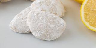 Sugar-Dusted Lemon Cookies