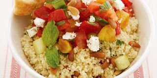 how to make couscous spicy