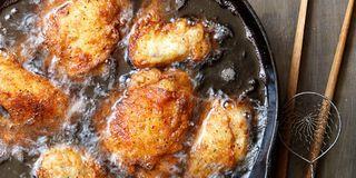 Best Homemade Fried Chicken Recipe - How To Make Crispy Fried ...