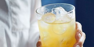 Grapefruit-Pineapple Soda Syrup