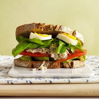 Here are 12 ways to up your sandwich game with the addition of bright and creamy avocado.
