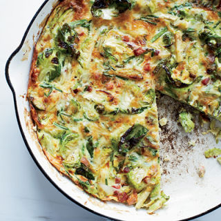 You will surely enjoy a heaping forkful of one of these fantastic frittatas any time of day.