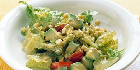 Corn is in season from May through September but is at its peak in most places in late summer. Of the many varieties of sweet corn, the most commonly found are yellow, white, and bicolor (yellow and white). Recipe: Romaine, Avocado, and Corn Salad