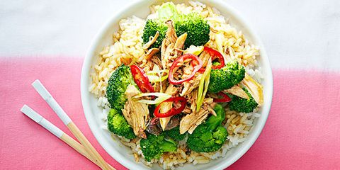 Best chinese food recipes healthy chinese food delish slow cooker sesame garlic chicken forumfinder Images