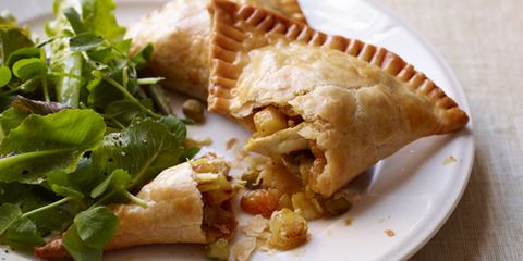 Picnic food ideas recipes for picnics delish turkey potato hand pies forumfinder Images