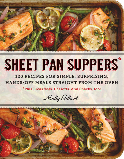 Sheet Pan Supper Cookbook Recipes One Pan Dinners