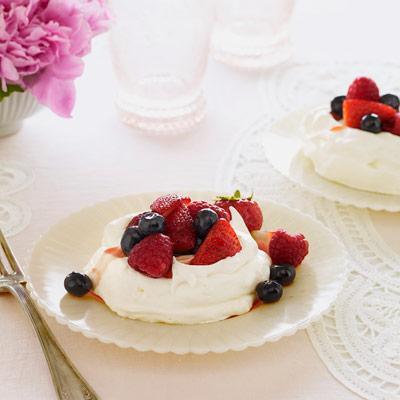 Grapefruit Recipes Dessert Recipe Grapefruit Meringue