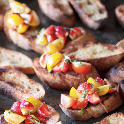 Easy summer party recipes appetizers