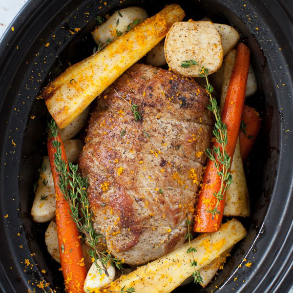 Easy Slow Cooker Meals For