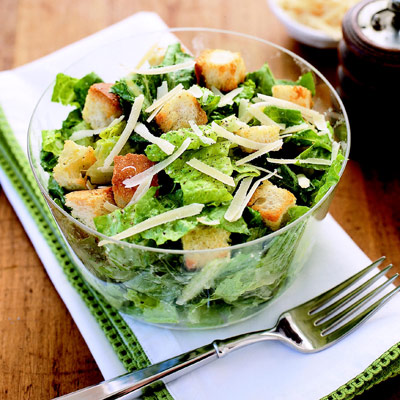 Caesar Salad Recipes - How to Make Caesar Salad