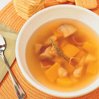 Harvest Turkey Soup Recipe How To Make Harvest Turkey Soup Recipe