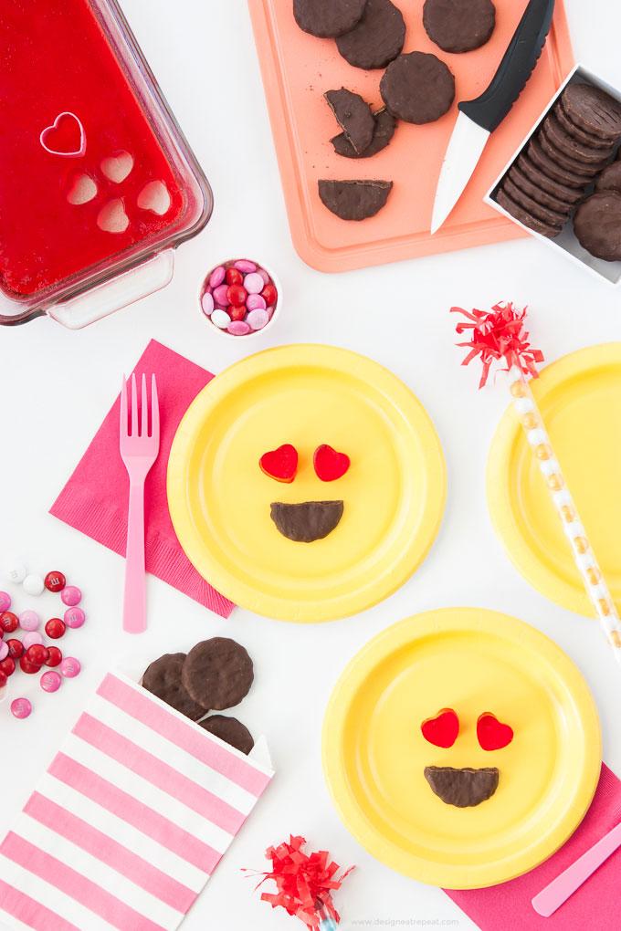 Emoji Treats Emotion Filled Foods