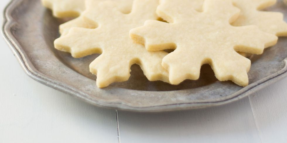 Egg free christmas sugar cookie recipe