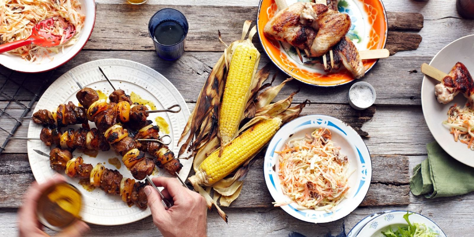 Summer Menu Ideas Dinner Party Part - 49: Summer Cookout Menu Ideas Grilling Recipes For Holiday
