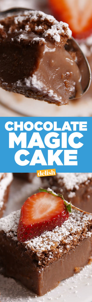 chocolate magic cake best chocolate custard cake how to make chocolate 2883